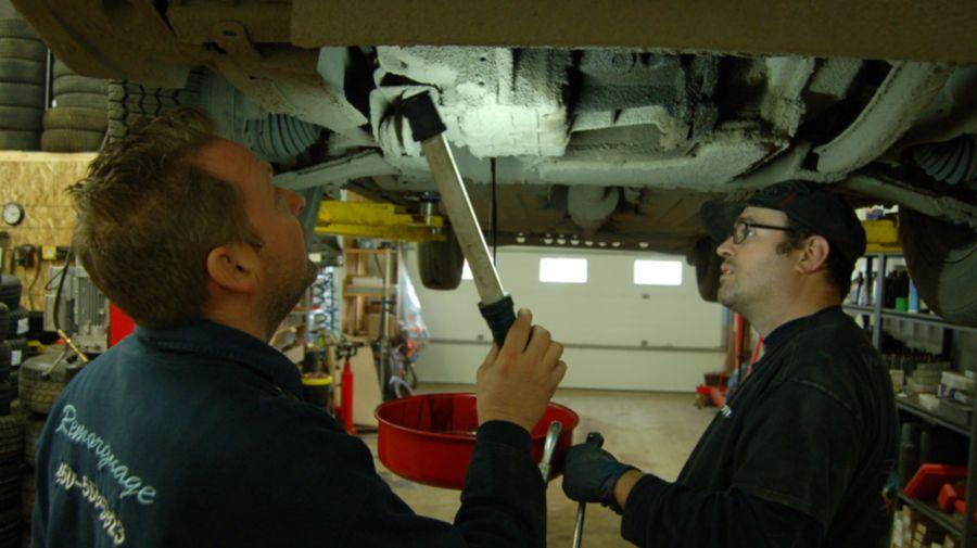 À propos de Garage et Remorquage Stéphane Mayer Inc.
